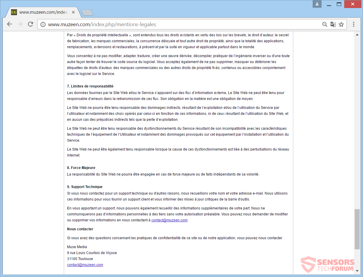 stf-muzeen-com-redirect-browser-hijacker-french-privacy-policy