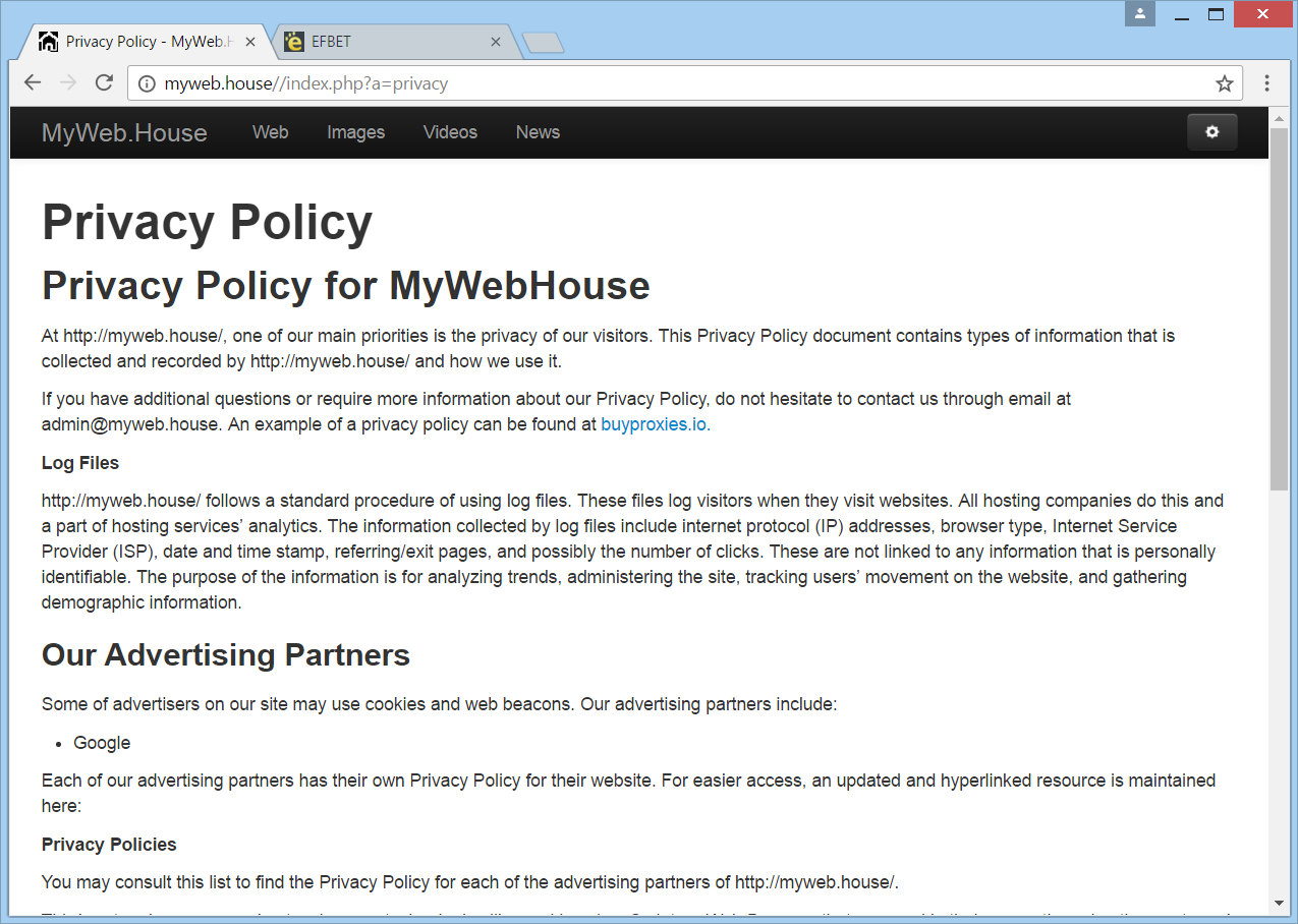 stf-myweb-house-redirect-my-web-house-browser-hijacker-privacy-policy