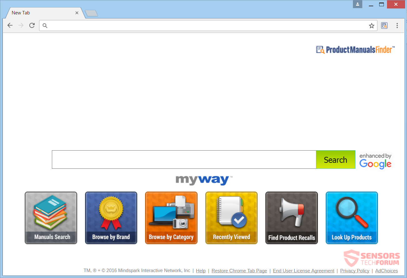 stf-productmanualsfinder-com-product-manuals-finder-browser-hijacker-redirect-myway-my-way-mindspark-main-website-page
