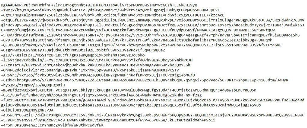 decryption-key-dharma-ransowmare-sensorstechforum