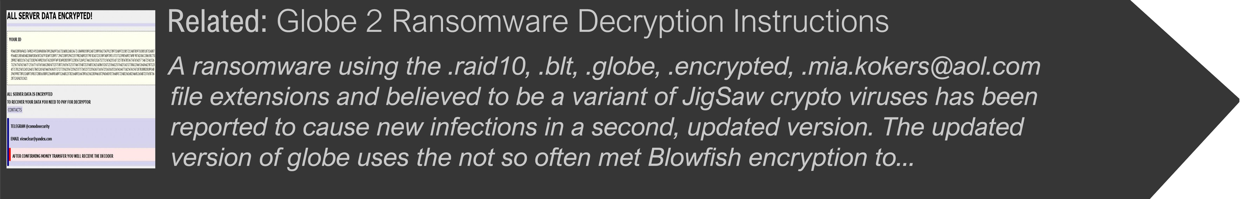 globe-2-0-ranomware-decryption-instructions-sensorstechforum