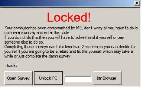 Image result for screen locker ransomware
