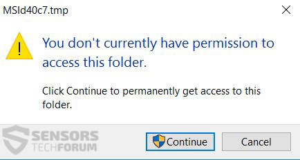 how to delete folder cannot be deleted
