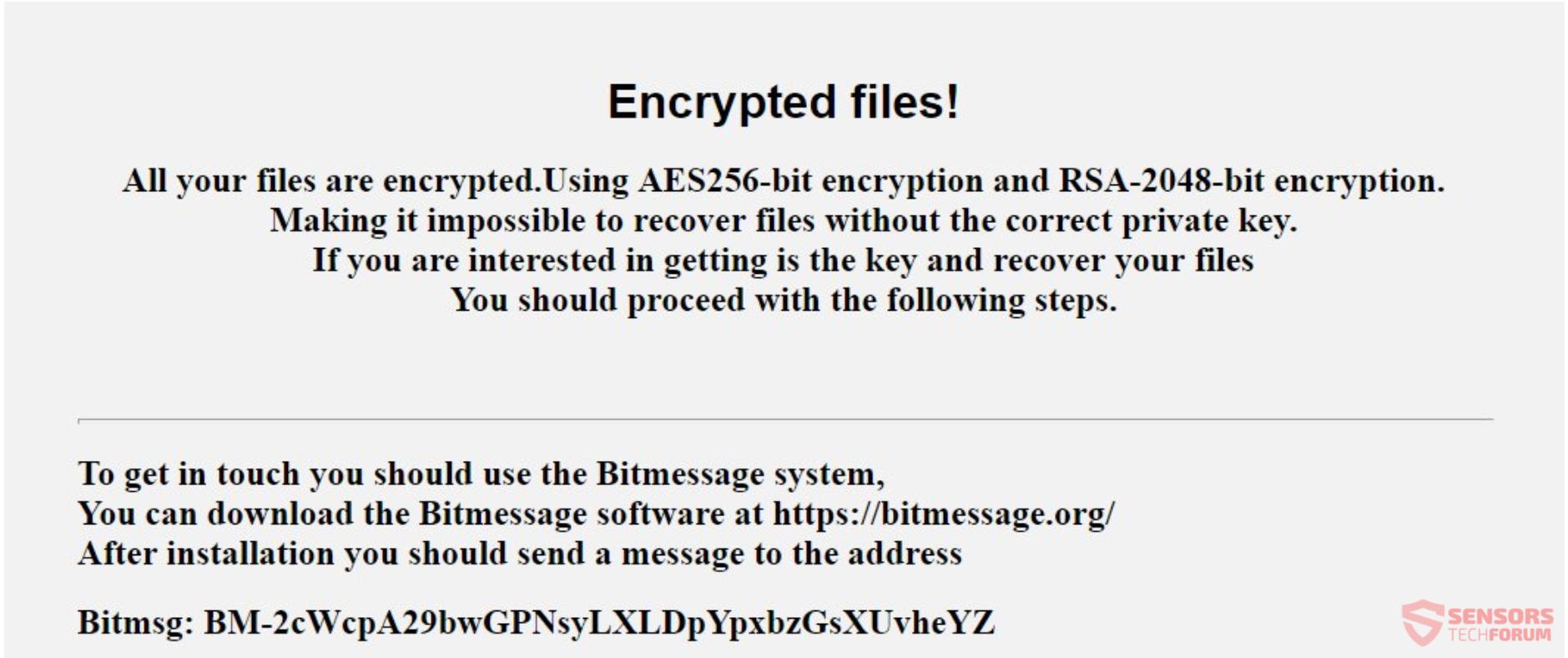 Retire Hakuna Matata .HakunaMatata ransomware y restaurar los ...