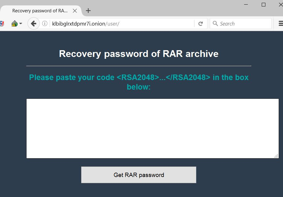 All_Your_Documents rar Virus – Remove and Restore Files