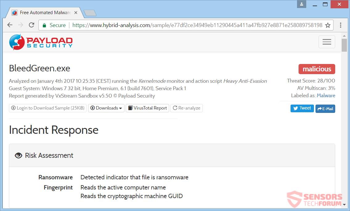 Entfernen FireCrypt Viren und Wiederherstellen von Dateien .Firecrypt