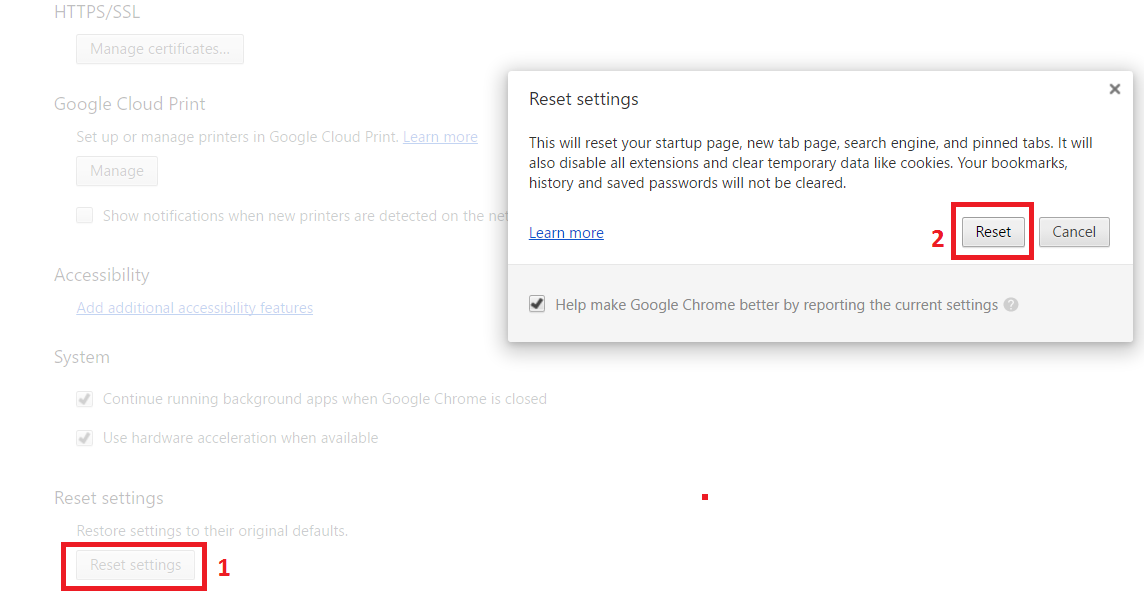 Clean Up Google Chrome From Pop Ups Redirects Ads June 2017