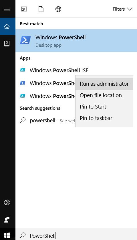 taskbar frozen on windows 10