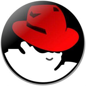 immagine screenshot Red Hat Enterprise Linux Server