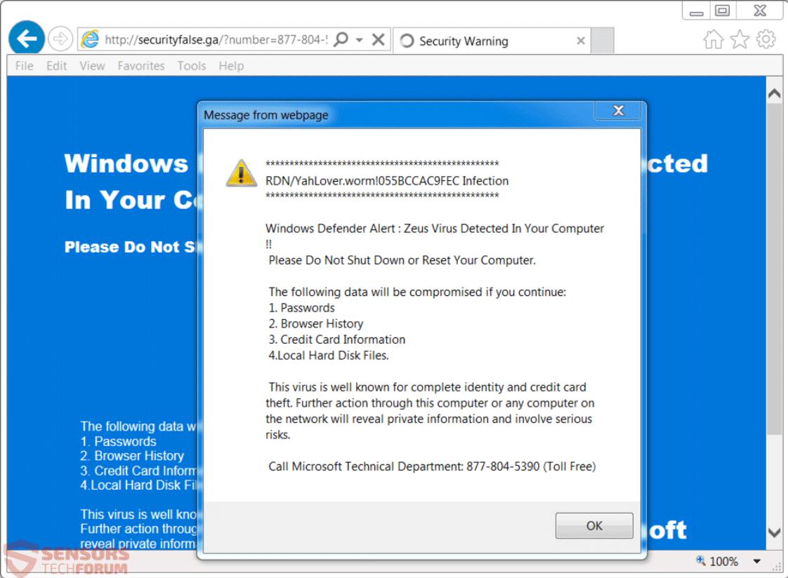 MOLE03 virus de archivo - quitarlo y restaurar archivos