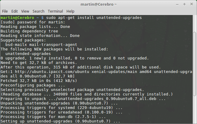Setting Up Automated Software Updates on Linux on Ubuntu image