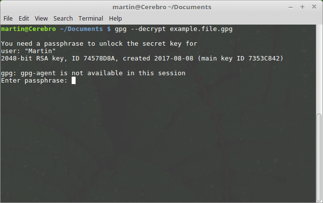 How To Encrypt and Decrypt Files Using GnuPG (GPG) on Linux Image