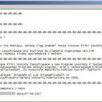 polski-ransomware-ransom-note-ODZYSKAJ-SWOJE-DANE-TXT
