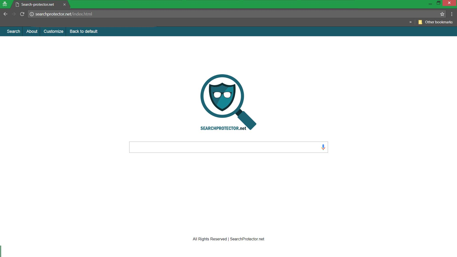 searchprotector.com browser hijacker homepage removal guide sensorstechforum
