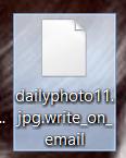 .Virus de archivo write_on_email GlobeImposter ransomware sensorstechforum