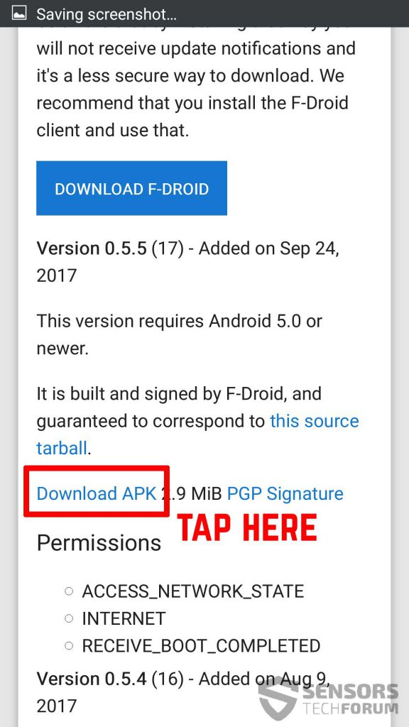 apk permission remover دانلود