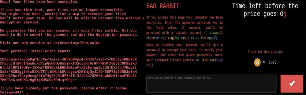 BAD RABBIT Ransomware Virus - How to Remove + Recover Files
