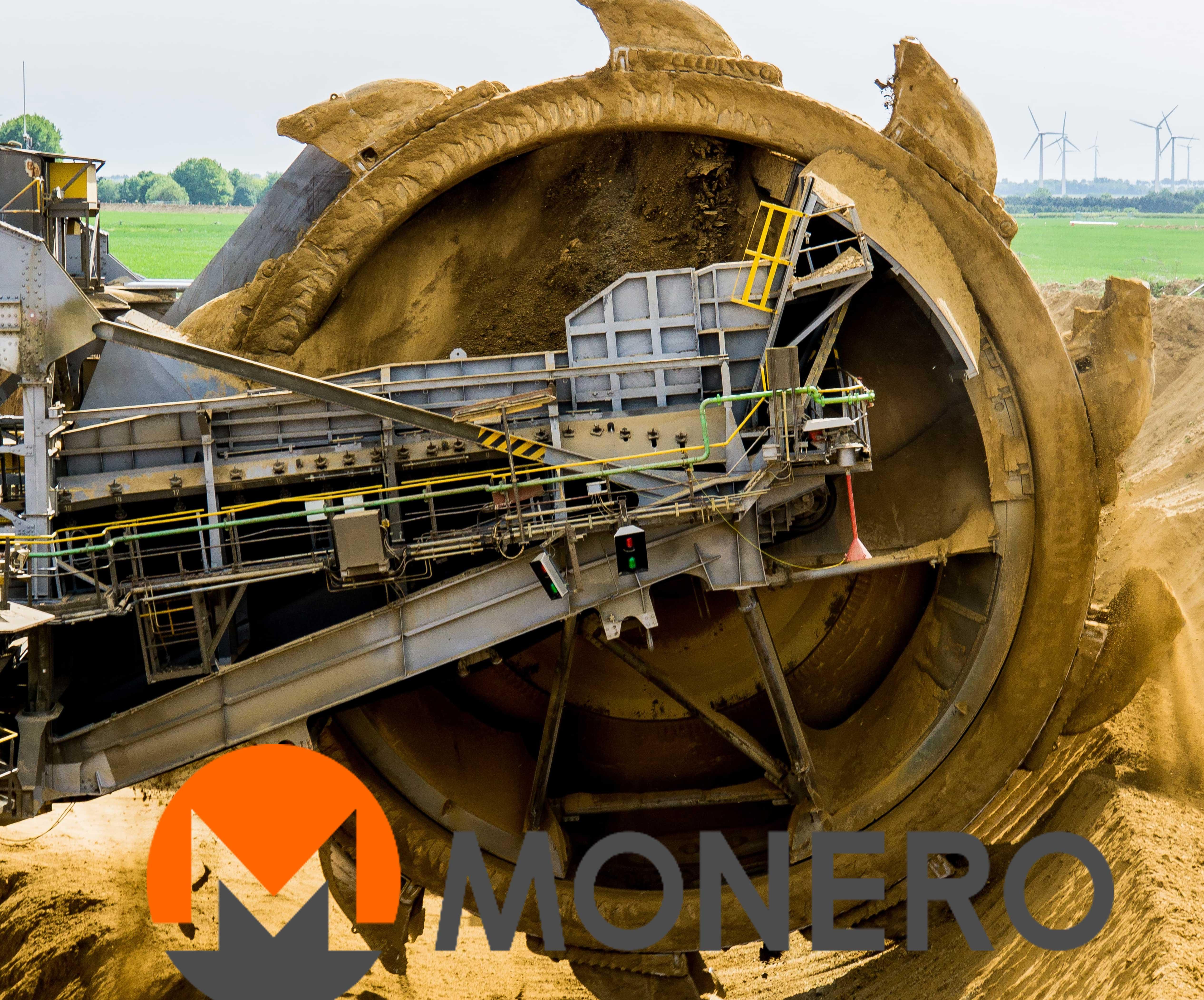 monero cryptocurrency miner