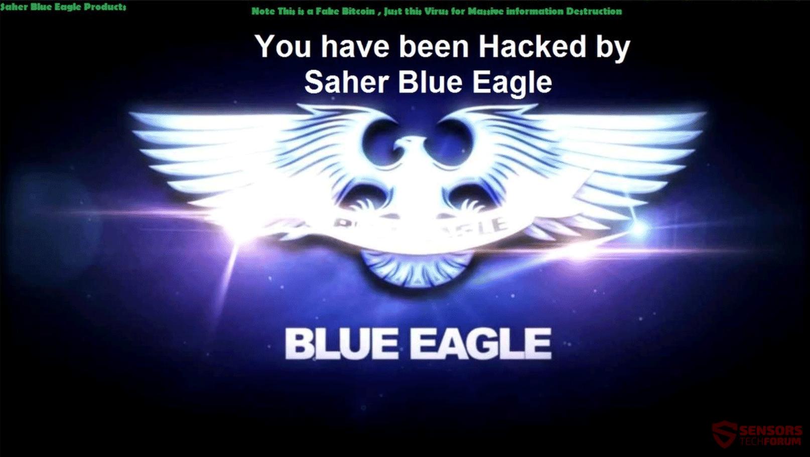 Eliminar el virus de Blue Eagle - Restaurar archivos ...