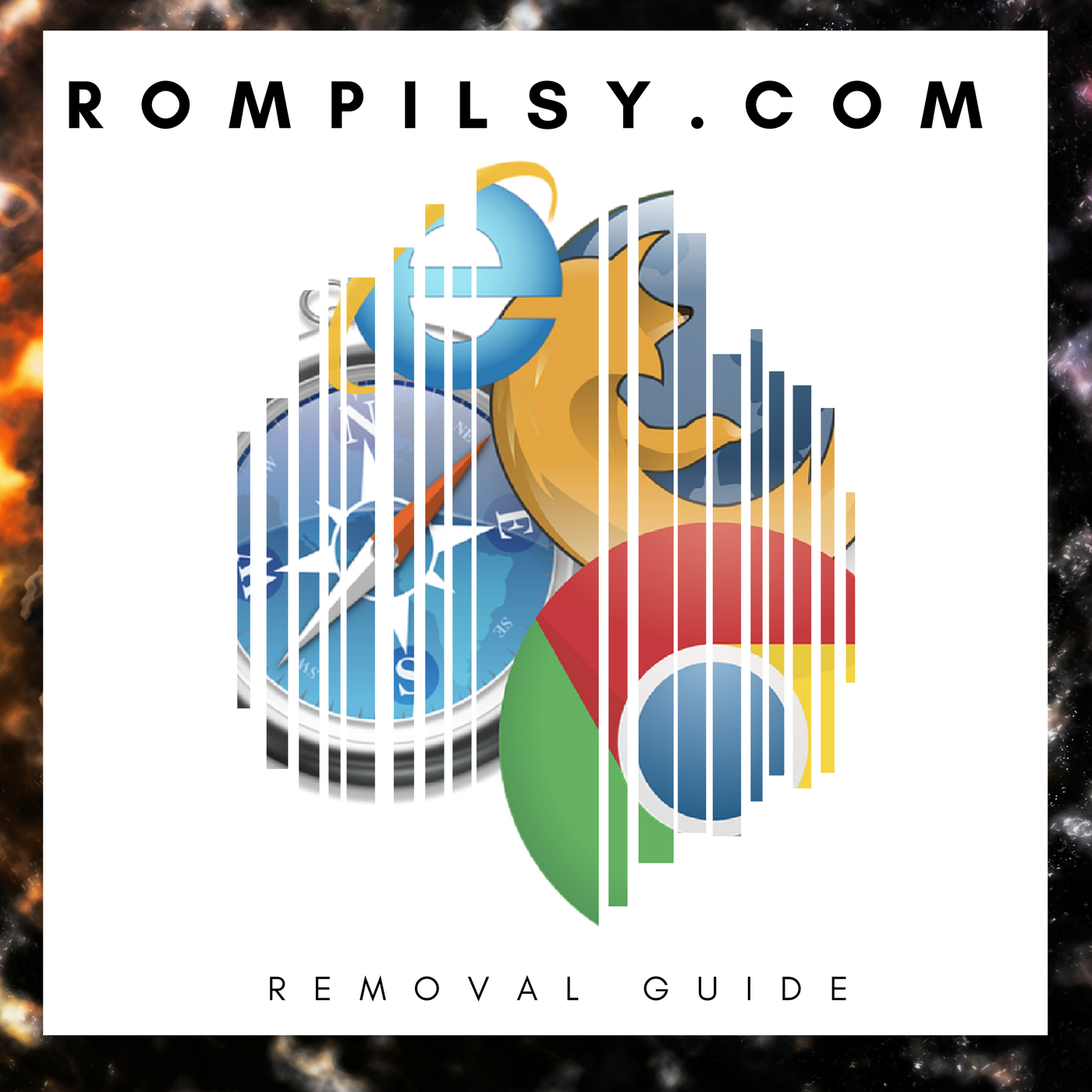 Rompilsy.com redirect removal guide stf