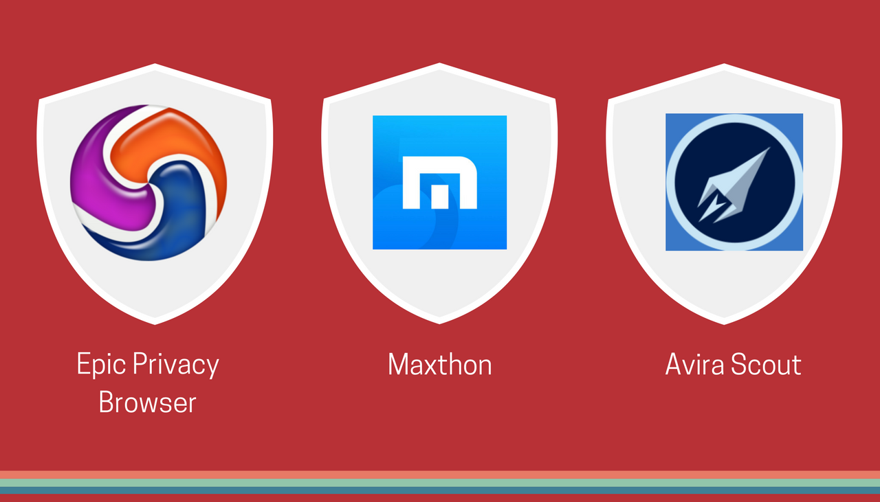 which is the most secure browser for 2018 chrome firefox ie