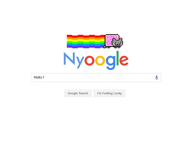 nyoogle redirect how to remove it completely from your browser