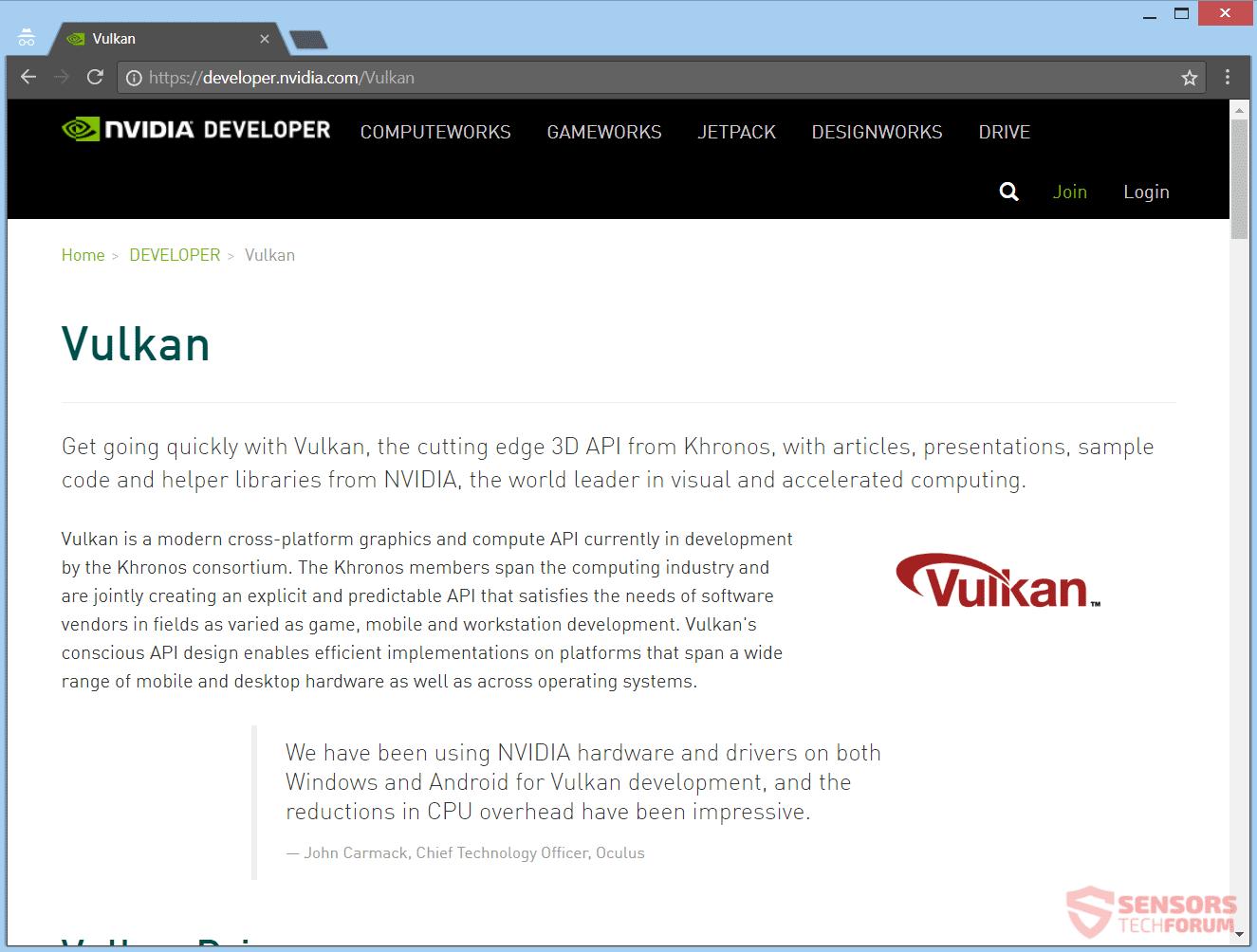 VulkanInfo32 exe – Is It Malware?