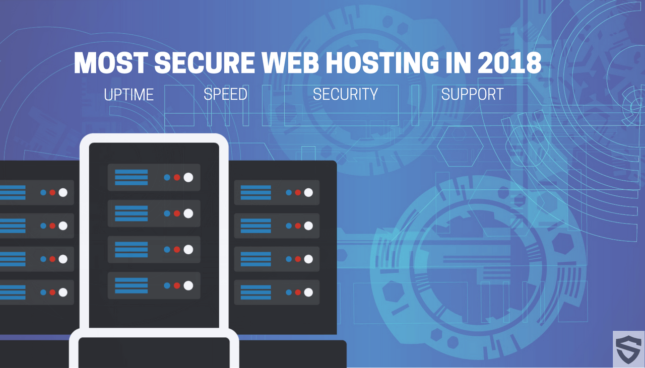 The Most Secure Web Hosting in 2018 (Speed, Security, Support, Uptime)