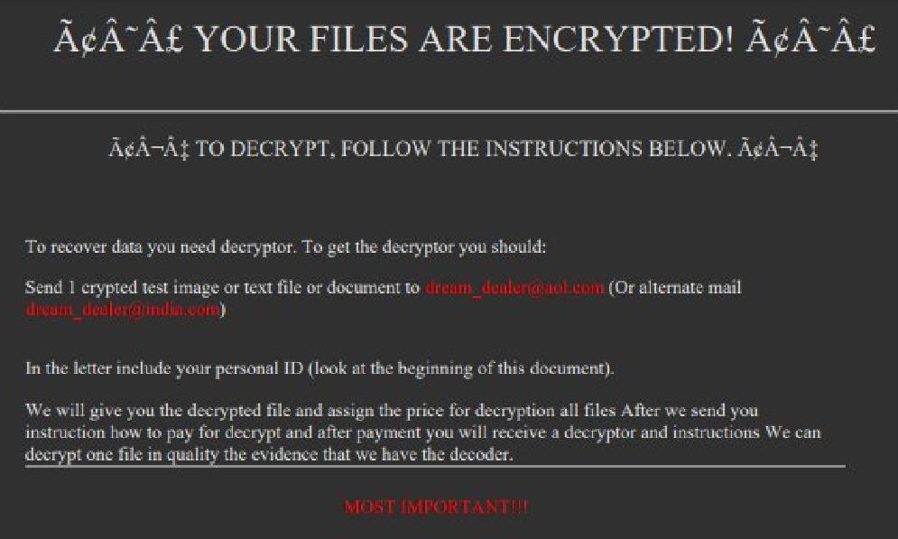 .DREAM virus how_to_back_files.html ransom note