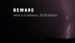 Computer Virus Design 2018