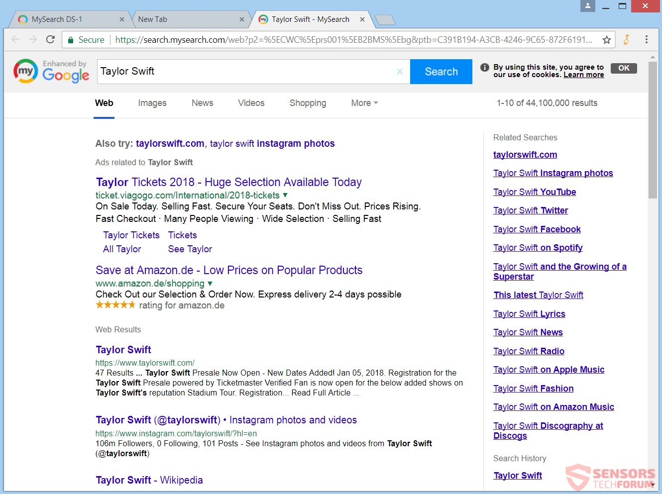 What browser am I using? - WhatsMyBrowser.org