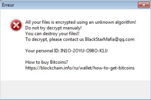 READ ME FOR DECRYPT.txt ransom note Xorist ransomware .XWZ virus