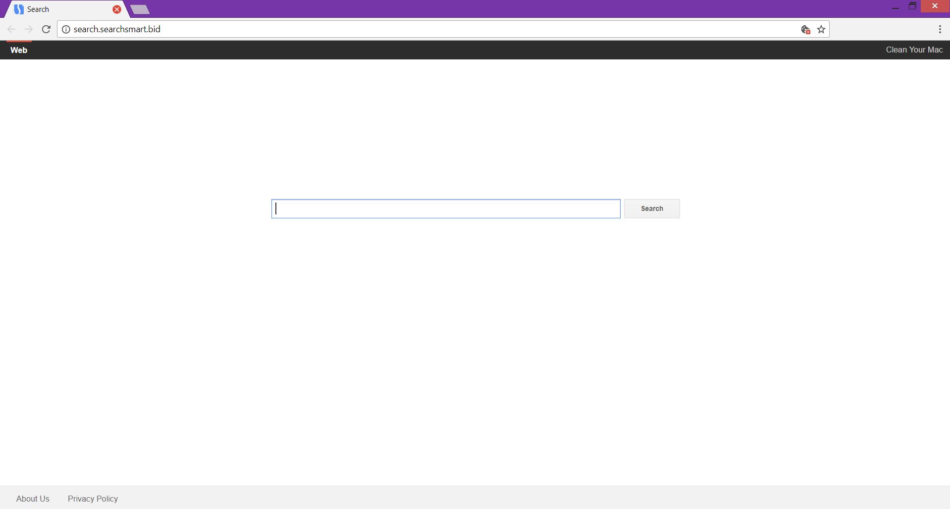 Search.searchsmart.bid redirect main page