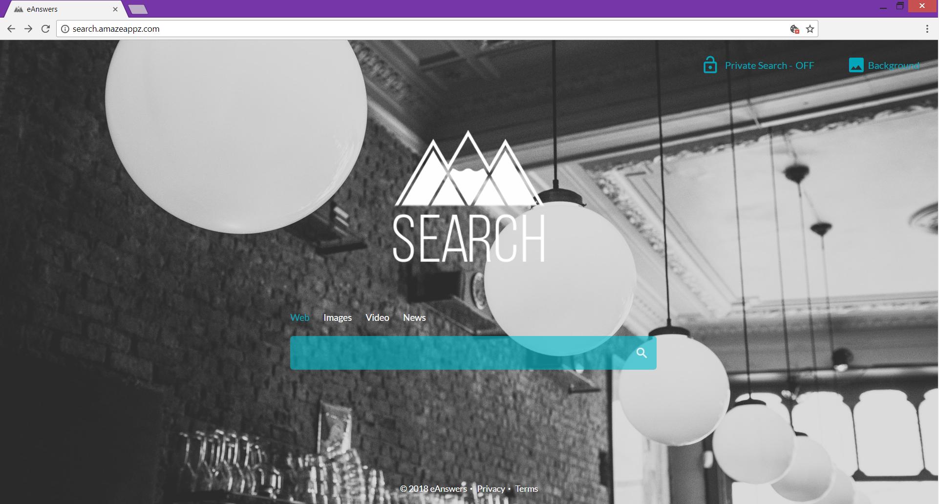 search.amazeappz.com browser hijacker