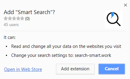 smart search browser extension for chrome Search-smart.work
