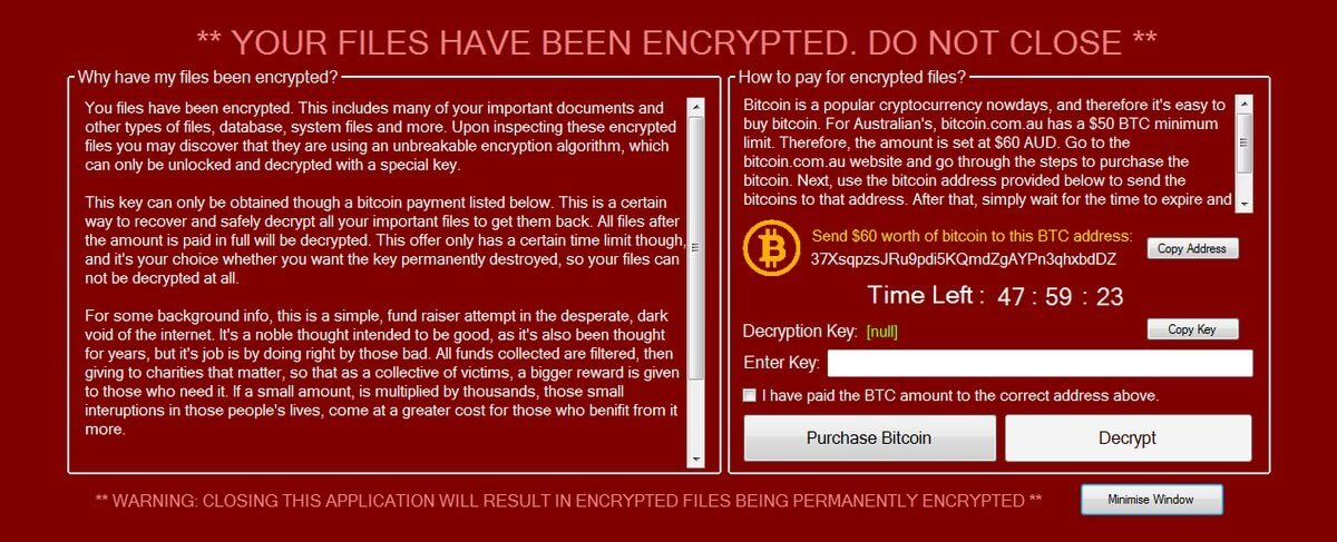 aes Encrypted Files Virus – What Is It + How to Remove And Restore Data