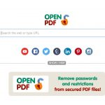 remove Search.openpdf.pro browser hijacker