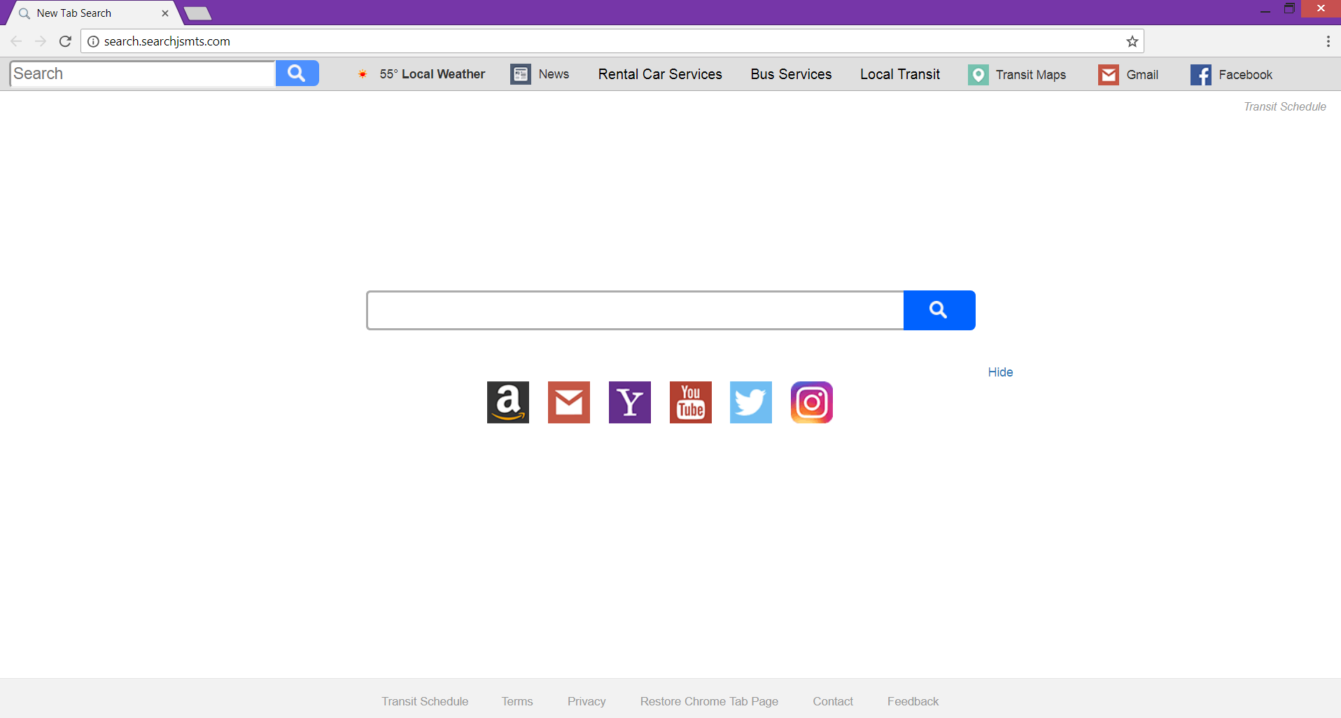 search.searchjsmts.com browser hijacker rogue search engine