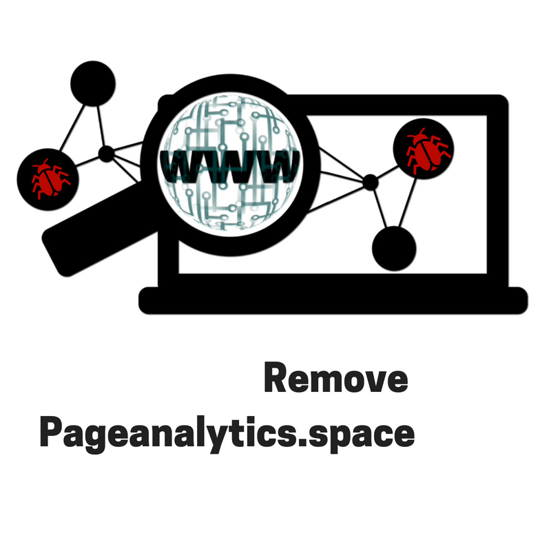 How to Remove Pageanalytics.space in Full guide by sensorstechforum