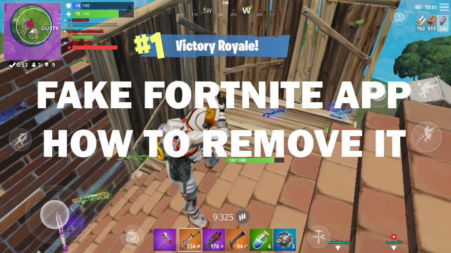 """Fortnite Mobile"""" Fake Virus App – How to Remove It from Your"""