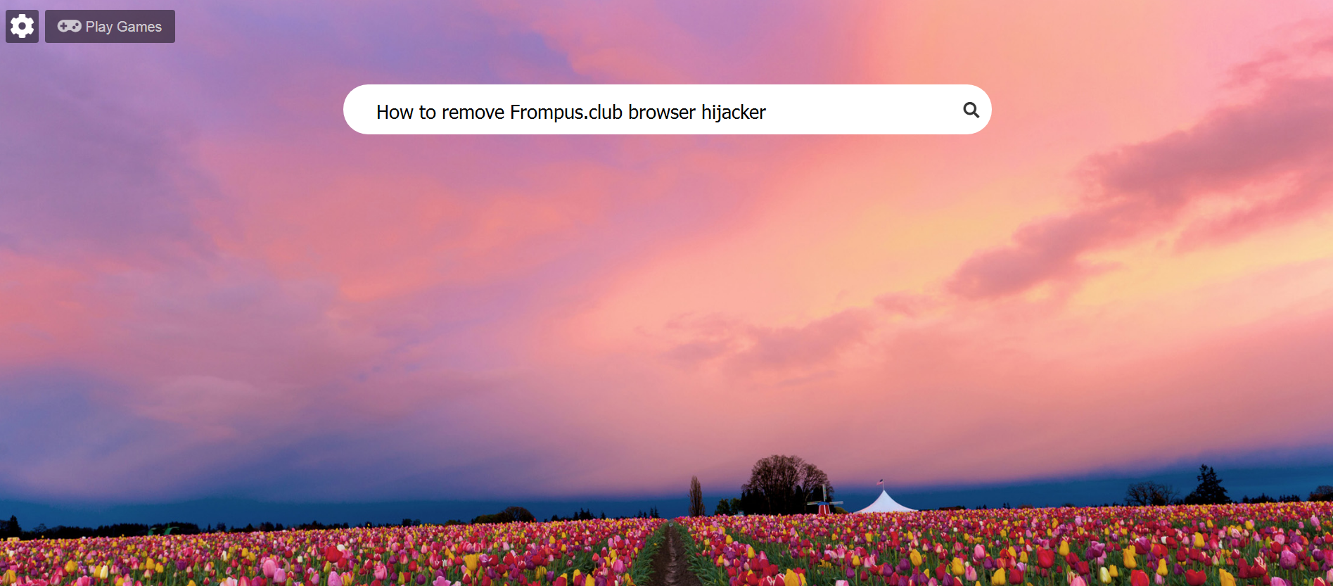 how to remove frompus.club browser hijacker