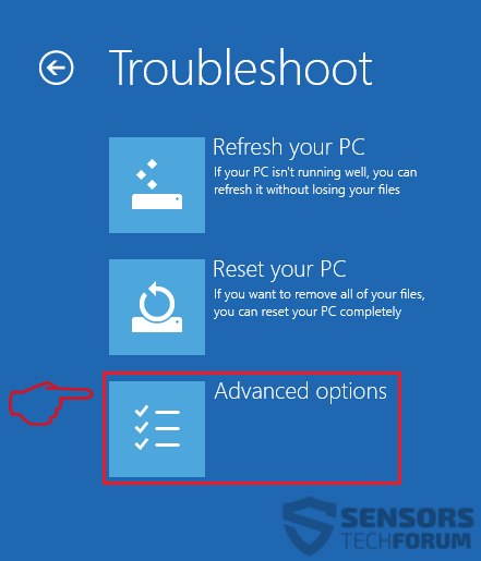Windows 8 10 Safe Mode Boot Options Step 4 Troubleshoot 2018