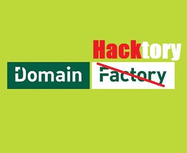 Proveedor de alojamiento DomainFactory Hacked - Toneladas de Datos Personales en riesgo