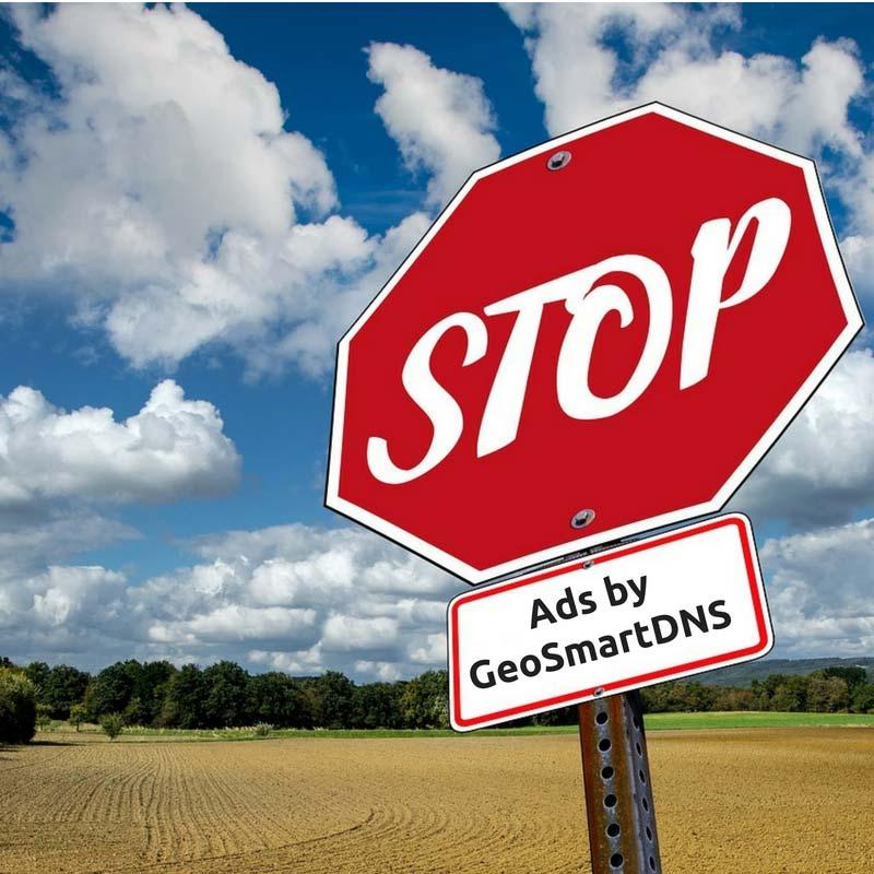 Remove-Ads-by-GeoSmartDNS-adware