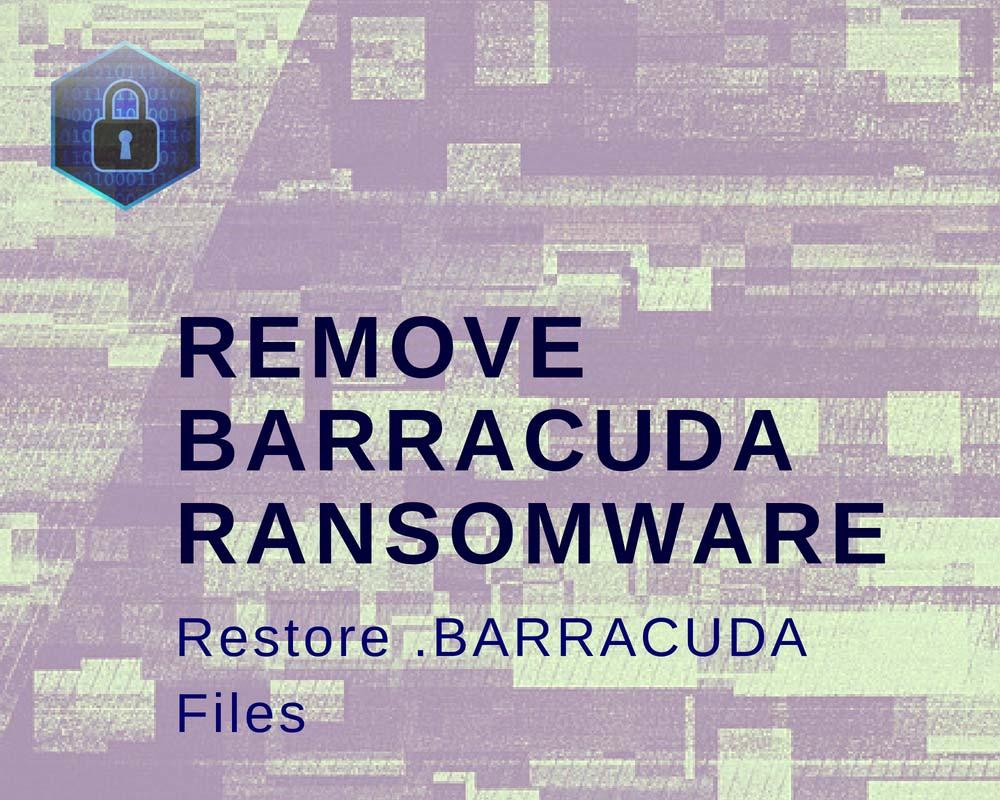 remove-Scarab-BARRACUDA-ransomware-restauration-fichiers-sensorstechforum guide