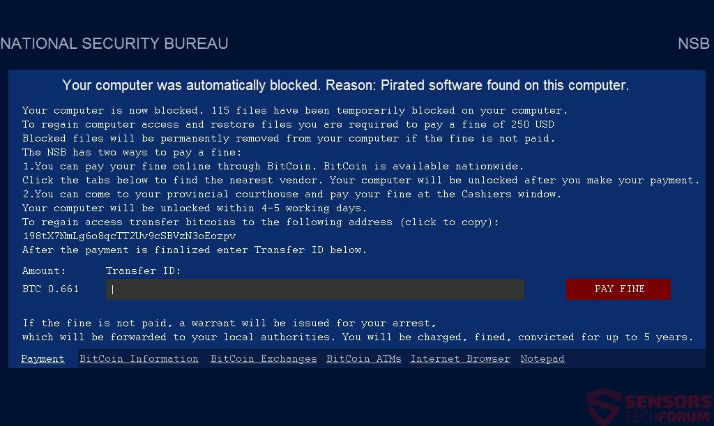 eliminaci n de virus oficina nacional de seguridad