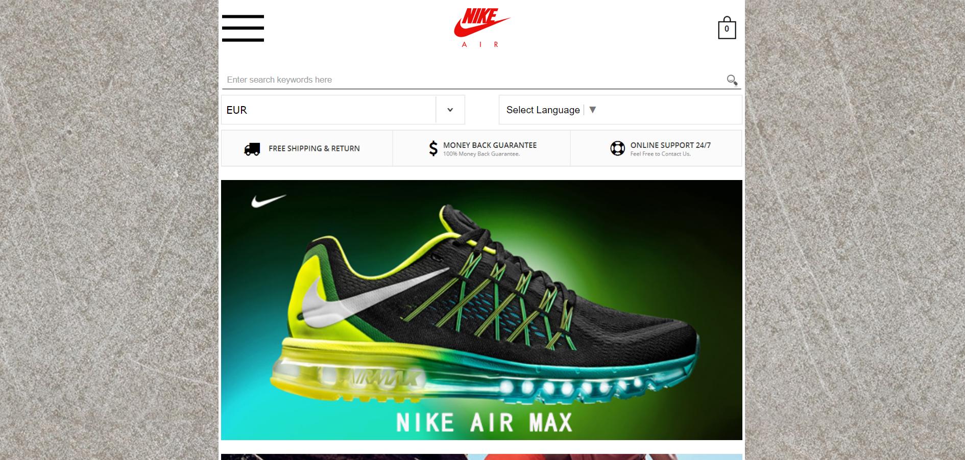 Nike Répète Se 2018 Arnaque Chaussures L'histoire Montre Facebook 6ygfbY7