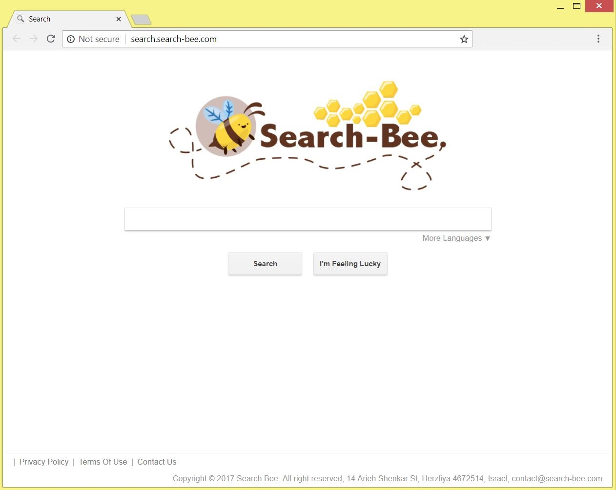 Remove Search.search-bee.com Redirect from Mac sensorstechforum guide