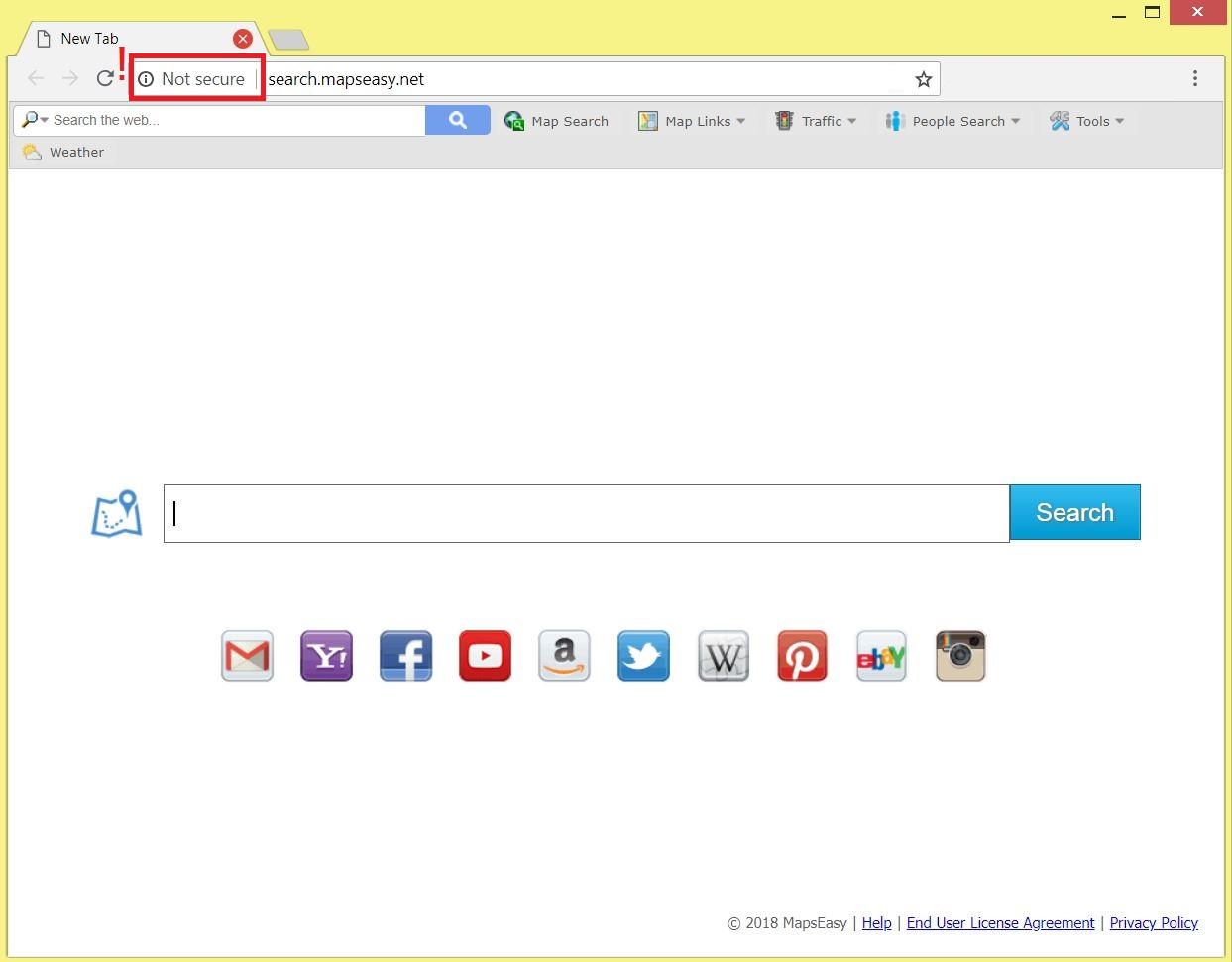 Resultado de imagen para browser hijacker