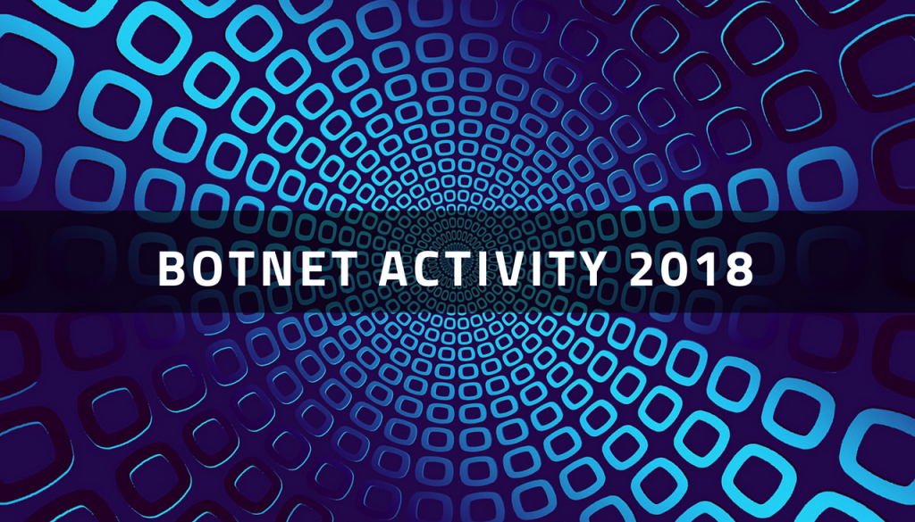 Botnet Activity in 2018 Shows Increased Distribution of RATs